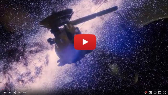 Video Stillframe Cassini