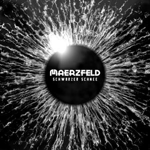 MAERZFELD - Schwarzer Schnee Singlecover