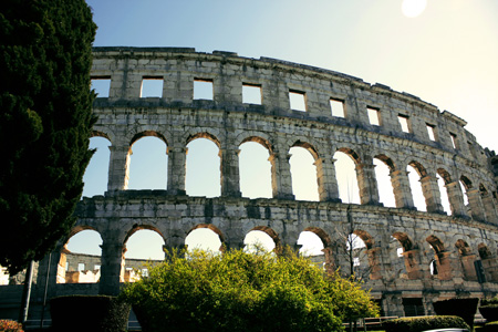 Rmoan Amphitheater