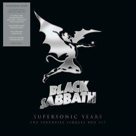 Black Sabbath Box Cover