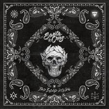 SANTA CRUZ - Bad Blood Rising Album Cover