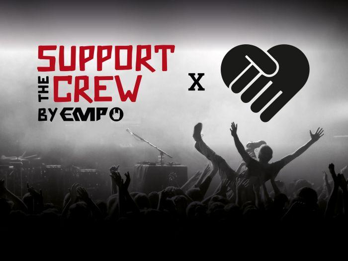 Supporter werden!