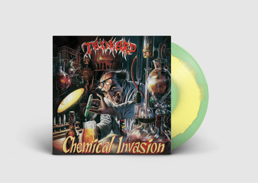 Chemical Invasion Cover + LP