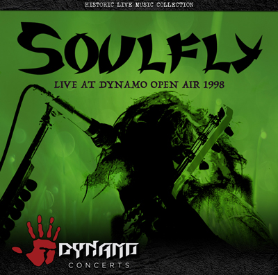 SOULFLY live at DYNAMO OPEN AIR 1998 – Cover