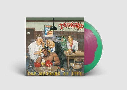 The Meaning Of Life Cover + LP
