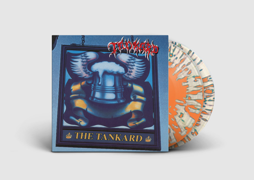 The Tankard Cover + LP