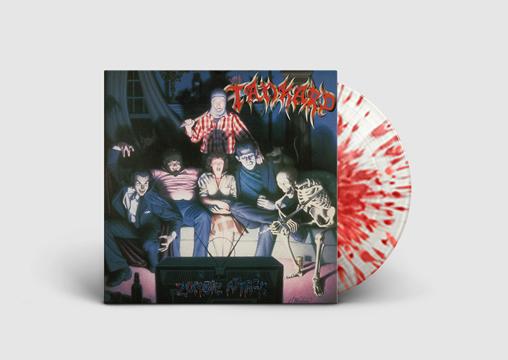 Zombie Attack Cover + LP
